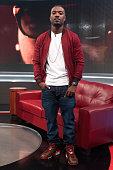 Ray J hosts BET's 106 Park at BET studios on October 1 2014 in New York City