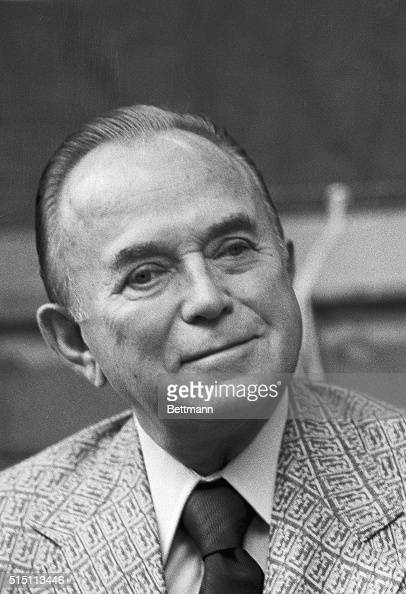 Ray Kroc Chairman of the Board of McDonald's Corporation and owner of the San Diego Padres National League baseball team