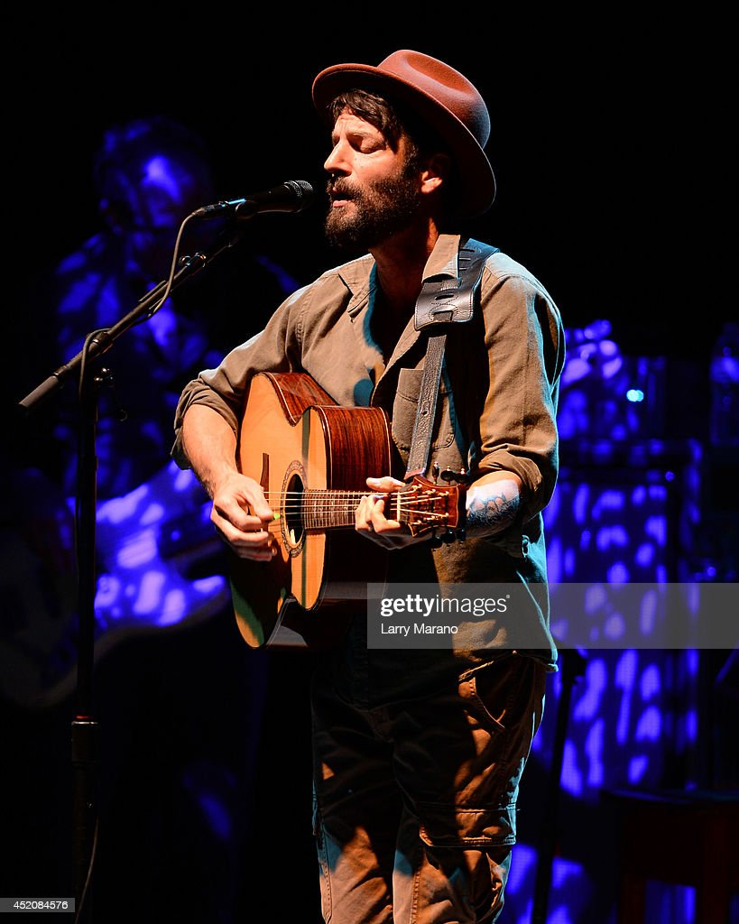 Ray LaMontagne Performs At Fillmore Miami Beach