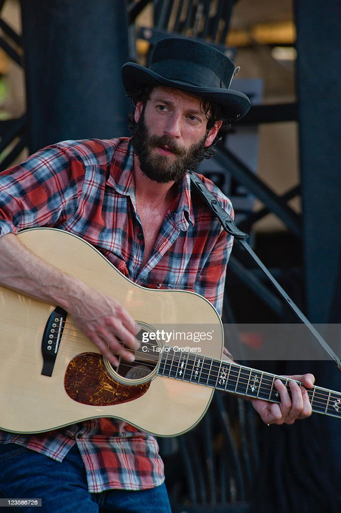 Bonnaroo 2011 - Day 2 - Ray Lamontagne