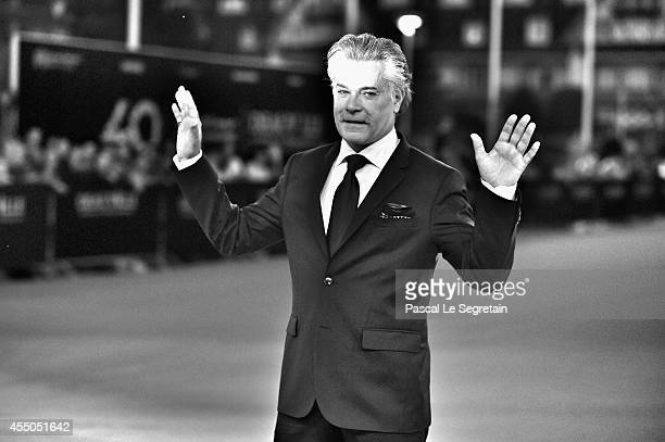 Ray Liotta attends the 'Alex of Venice' Premiere on September 9 2014 in Deauville France
