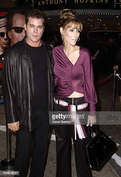Ray Liotta Wife Stock Photos and Pictures | Getty Images