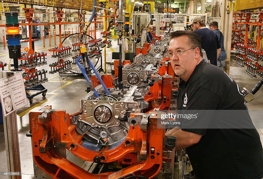 Ford makes major announcement at lima oh engine plant for Ford motor company lima ohio