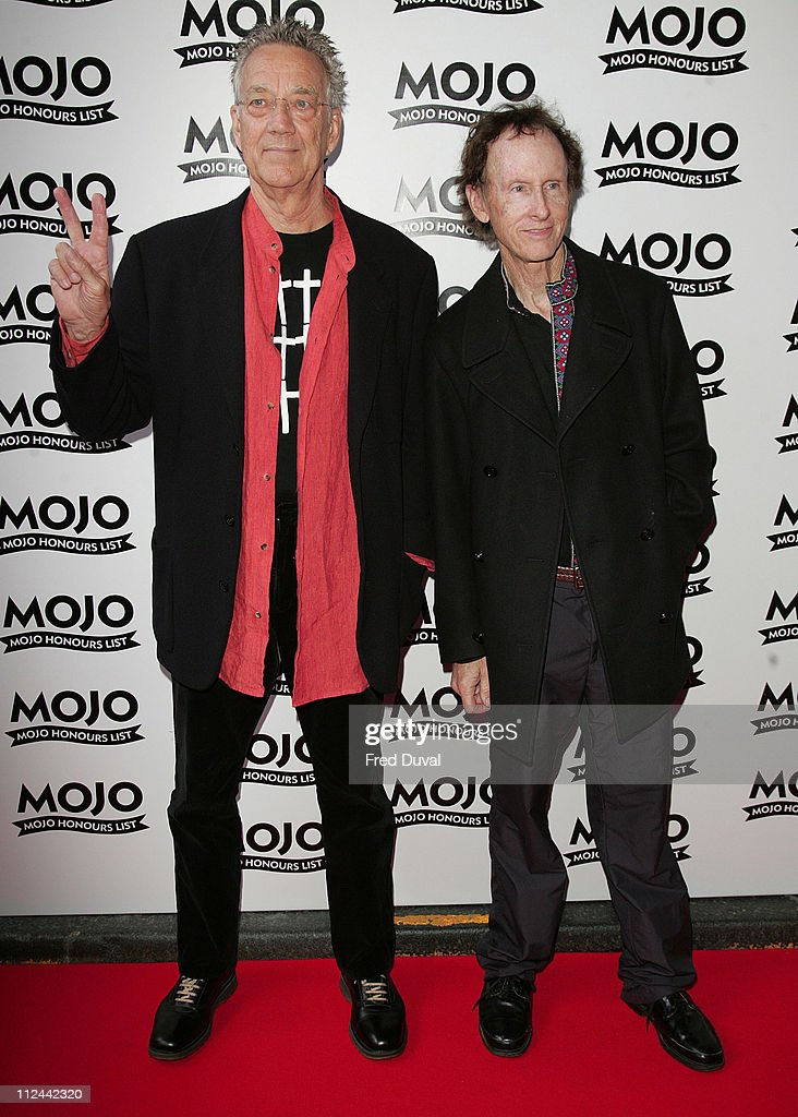 MOJO Honours List 2007 - Arrivals