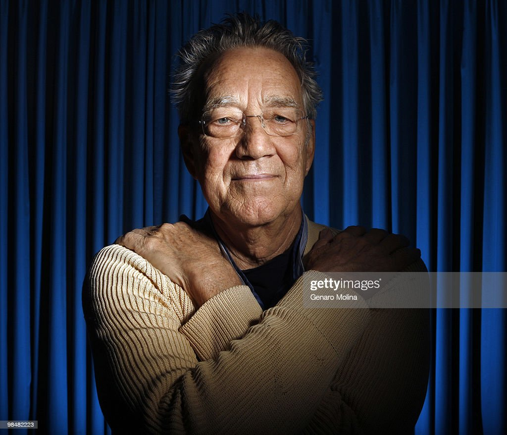 Ray Manzarek, keyboardist of The Doors, stars in the documentary, 'When Your Strange,' by director Tom DiCillo. He is photographed on March 31, 2010 for the Los Angeles Times.