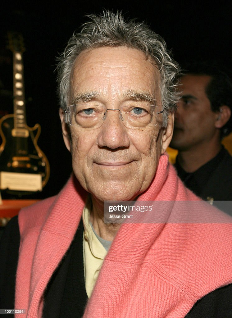 Ray Manzarek of The Doors during The Doors 40th Anniversary Celebration - Ray Manzarek at The Cat Club at The Cat Club in Hollywood, California, United States.