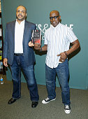 Wesley Snipes And Ray Norman Sign Copies Of Their New...