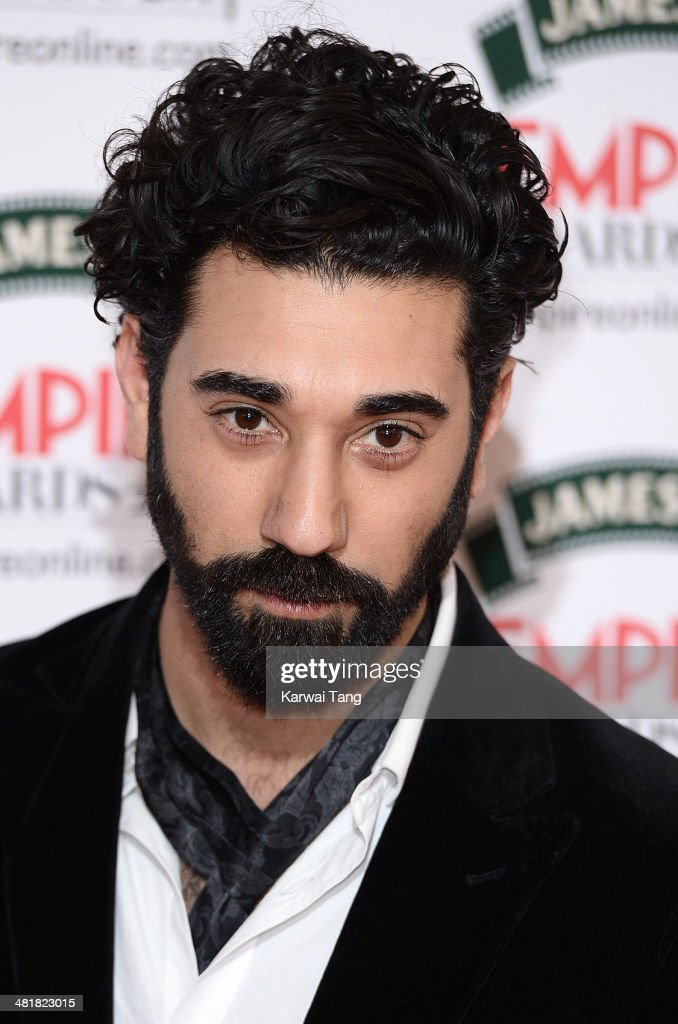 Ray Panthaki attends the Jameson Empire Film Awards at Grosvenor House on March 30, 2014 in London, England.