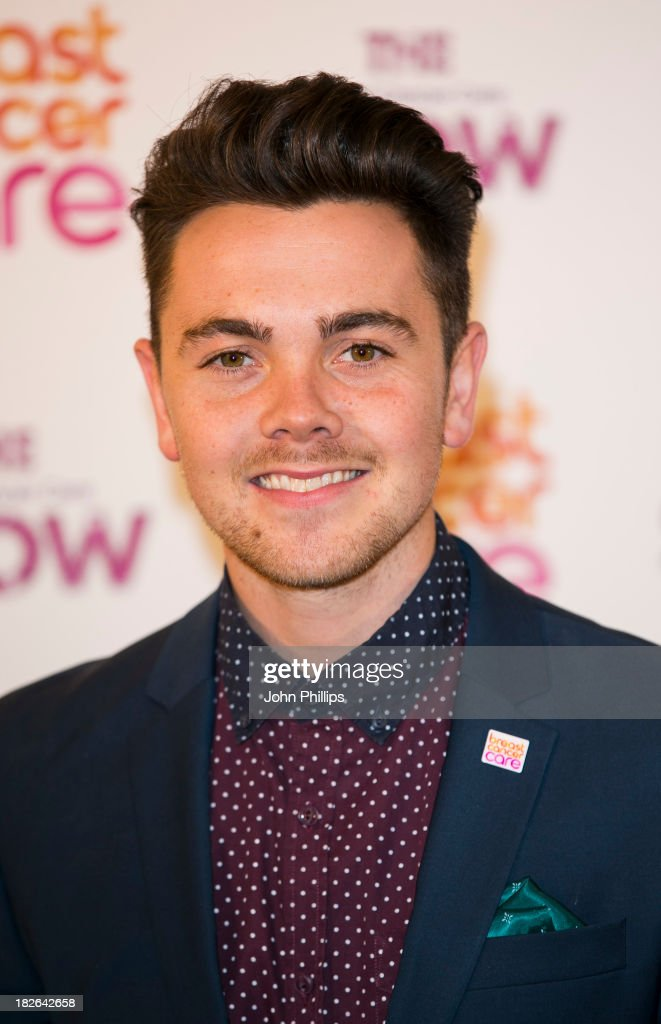 <a gi-track='captionPersonalityLinkClicked' href=/galleries/search?phrase=Ray+Quinn&family=editorial&specificpeople=4044013 ng-click='$event.stopPropagation()'>Ray Quinn</a> attends the photocall ahead of the Breast Cancer Care Fashion Show at Grosvenor House, on October 2, 2013 in London, England.