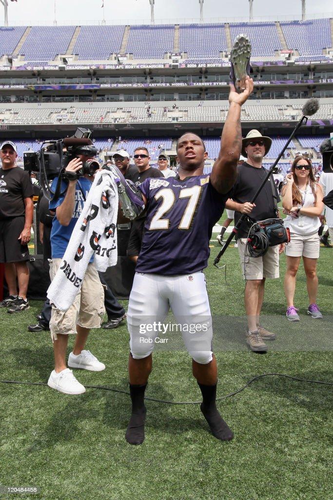 Baltimore Ravens Training Camp