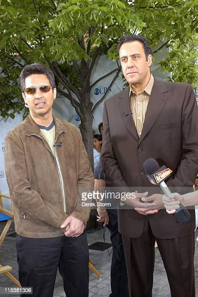 Ray Romano and Brad Garrett from 'Everybody Loves Raymond'