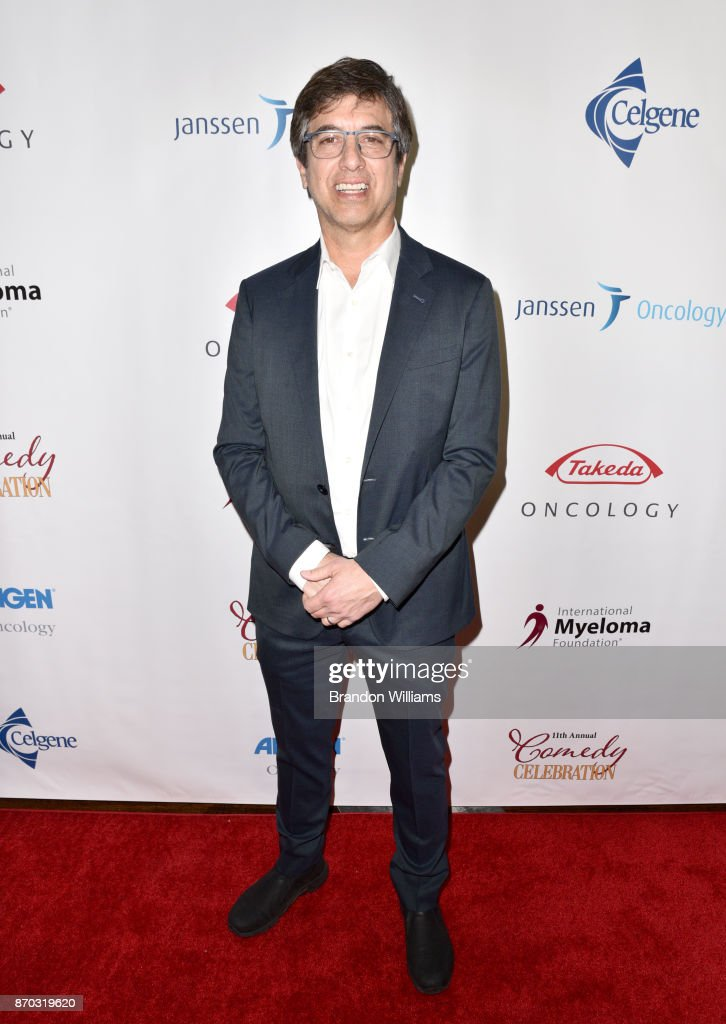 Ray Romano at the International Myeloma Foundation 11th Annual Comedy Celebration at The Wilshire Ebell Theatre on November 4, 2017 in Los Angeles, California.