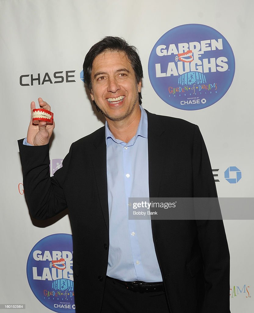 Ray Romano attends 'Garden Of Laughs' Benefit at Madison Square Garden on January 26, 2013 in New York City.