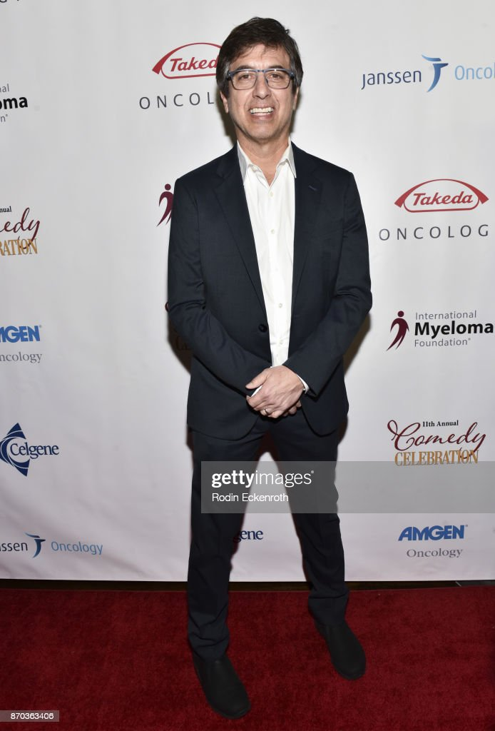 Ray Romano attends the IMF 11th Annual Comedy Celebration at The Wilshire Ebell Theatre on November 4, 2017 in Los Angeles, California.