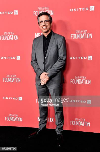 Ray Romano attends the SAGAFTRA Foundation Patron of the Artists Awards 2017 at the Wallis Annenberg Center for the Performing Arts on November 9...