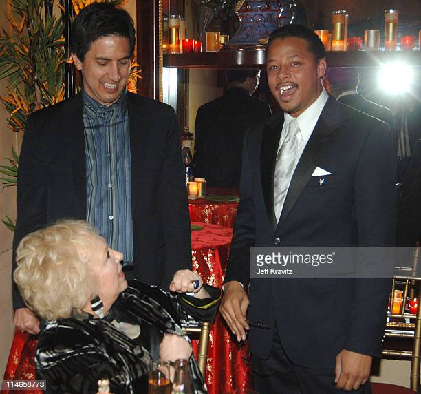 Ray Romano Doris Roberts and Terrence Howard **EXCLUSIVE COVERAGE**
