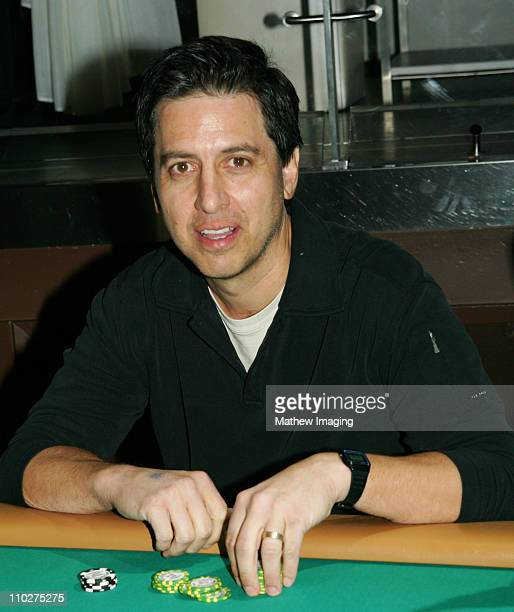 Ray Romano during The Comedy Festival Celebrity Poker Tournament at PURE Nightclub at Caesars Palace in Las Vegas Nevada United States