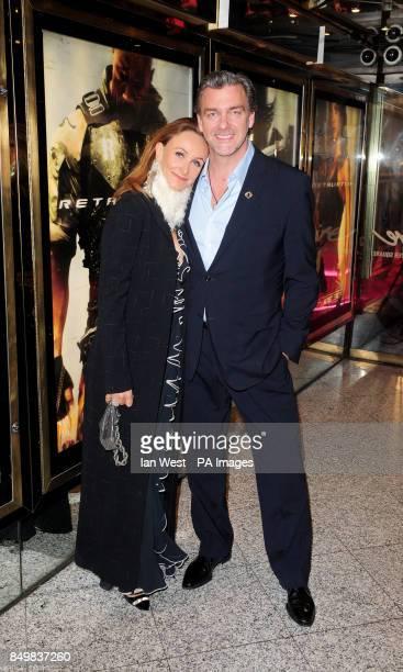 Ray Stevenson arrives for the UK premiere of GI Joe Retaliation at the Empire Cinema in London