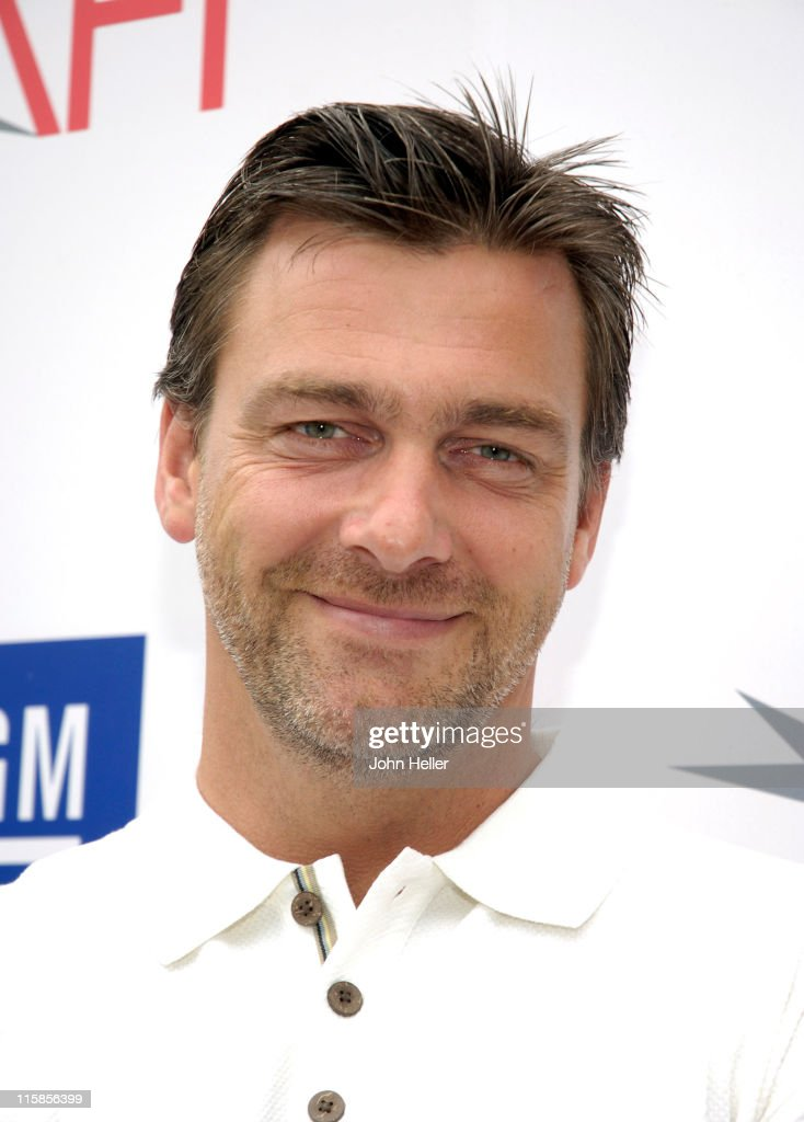 Ray Stevenson during 8th Annual American Film Institute Golf Classic Presented by General Motors in Los Angeles California United States