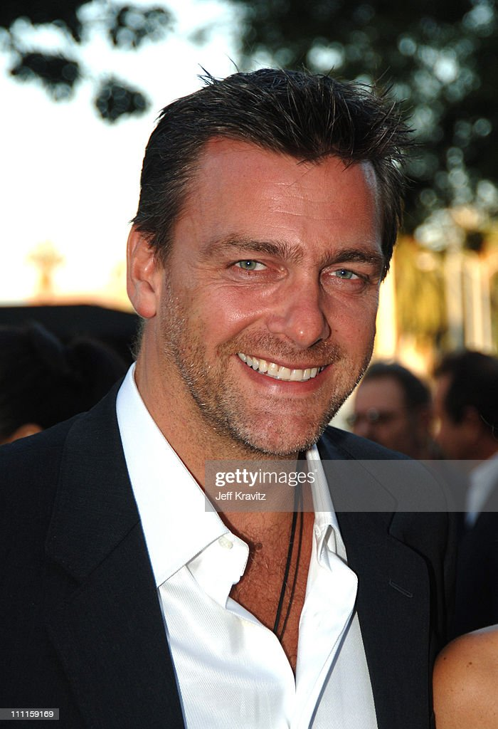 Ray Stevenson during HBO's 'Rome' Los Angeles Premiere Red Carpet at Wadsworth Theater in Los Angeles California United States
