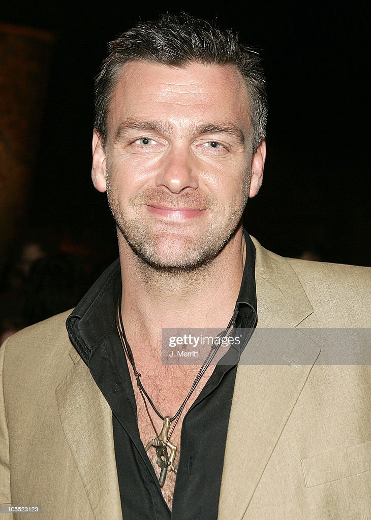 Ray Stevenson of 'Rome' during 2005 TCA HBO Networks 'Rome' After Party at The Wadsworth Theatre Great Lawn in Beverly Hills California United States