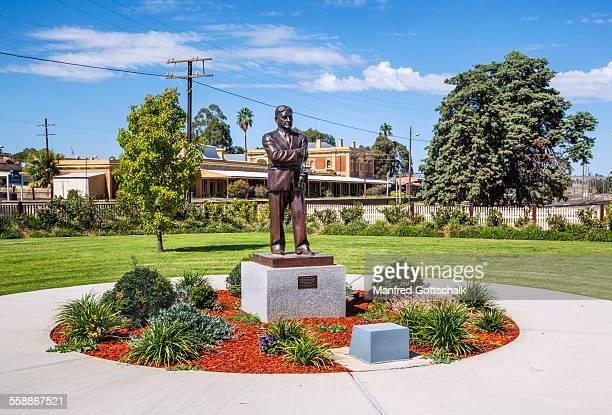 Ray Warren memorial Junee
