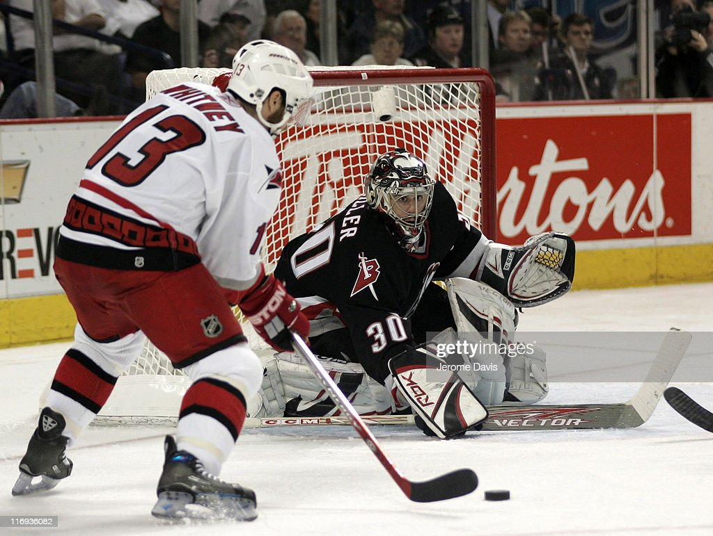 2006 NHL Playoffs - Eastern Conference Finals - Game Four - Carolina Hurricanes