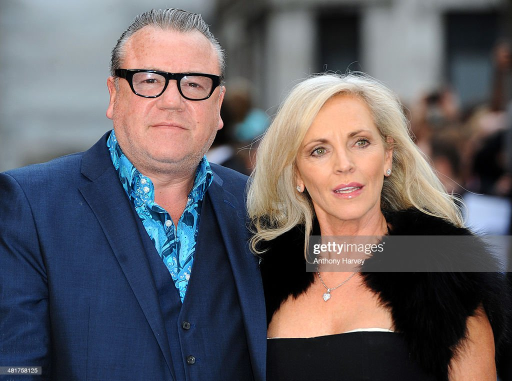 <a gi-track='captionPersonalityLinkClicked' href=/galleries/search?phrase=Ray+Winstone&family=editorial&specificpeople=215084 ng-click='$event.stopPropagation()'>Ray Winstone</a> and Elaine Winstone attend the UK premiere of 'Noah' at Odeon Leicester Square on March 31, 2014 in London, England.