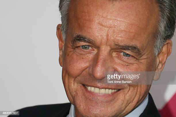 Ray Wise attends MIPTV 2014 Opening Party at Hotel Martinez on April 7 2014 in Cannes France