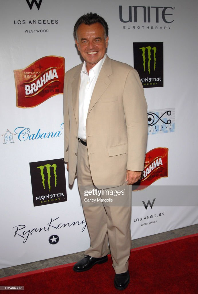 Ray Wise during LIVEStyle Entertainment Presents Hollywood Life Lounge at Cabana Club at Cabana Club in Hollywood, California, United States.