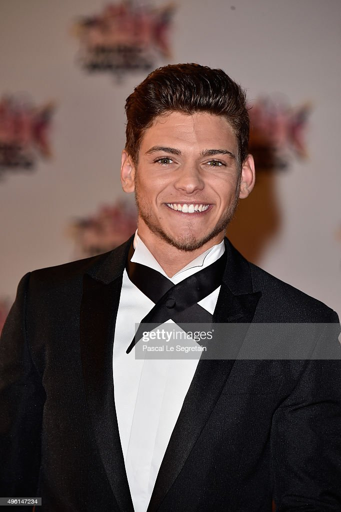 17th NRJ Music Awards - Red Carpet Arrivals At Palais Des Festivals In Cannes
