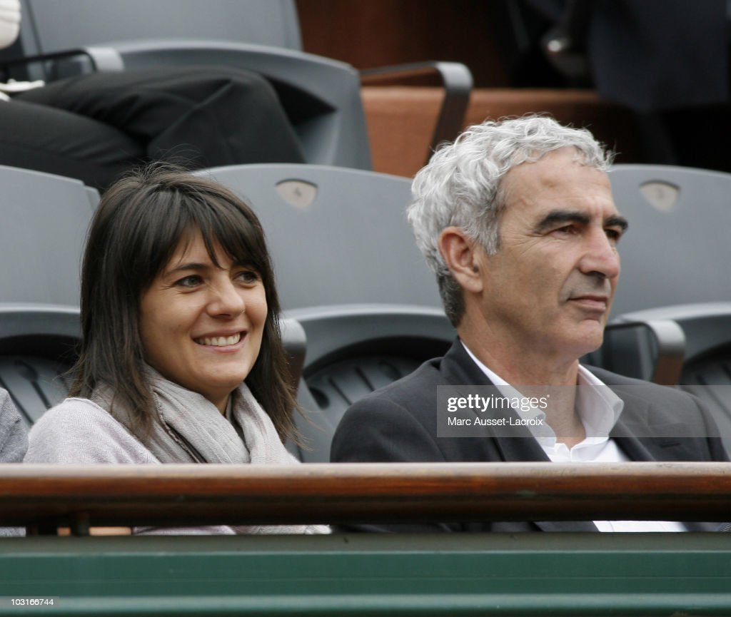 Celebrities Attend The French Open 2009