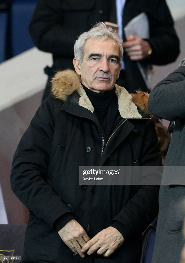 <a gi-track='captionPersonalityLinkClicked' href=/galleries/search?phrase=Raymond+Domenech&family=editorial&specificpeople=497446 ng-click='$event.stopPropagation()'>Raymond Domenech</a> attends the French League Cup semi-final between Paris Saint-Germain and Toulouse FC at Parc Des Princes on january 27, 2016 in Paris, France.