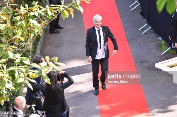 Raymond Domenech during the ceremony for the UNFP Trophy Awards on May 15 2017 in Paris France