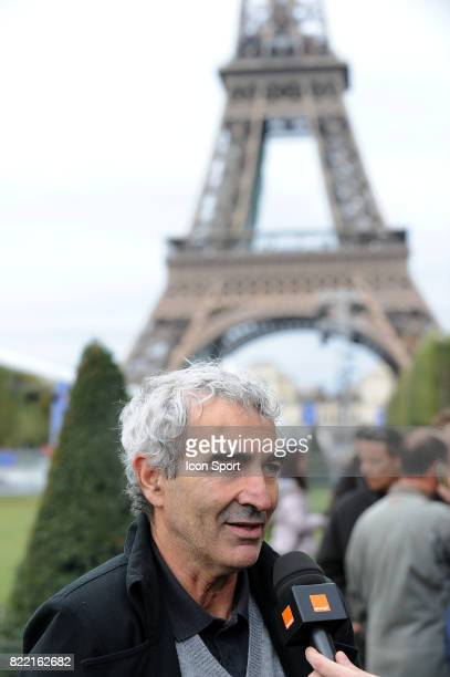 Raymond DOMENECH Journee Europeenne du Sport 2008 Champs de Mars Paris