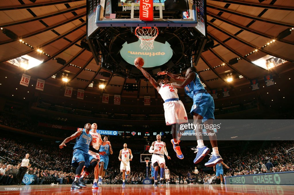 <a gi-track='captionPersonalityLinkClicked' href=/galleries/search?phrase=Raymond+Felton&family=editorial&specificpeople=209141 ng-click='$event.stopPropagation()'>Raymond Felton</a> #2 of the New York Knicks drives to the basket against <a gi-track='captionPersonalityLinkClicked' href=/galleries/search?phrase=Darren+Collison&family=editorial&specificpeople=699031 ng-click='$event.stopPropagation()'>Darren Collison</a> #4 of the Dallas Mavericks during the game on November 9, 2012 at Madison Square Garden in New York City.