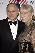 Raymond Kelly and Veronica Kelly during The Partership for Public Service Gala December 11 2006 at Cipriani in New York City New York United States