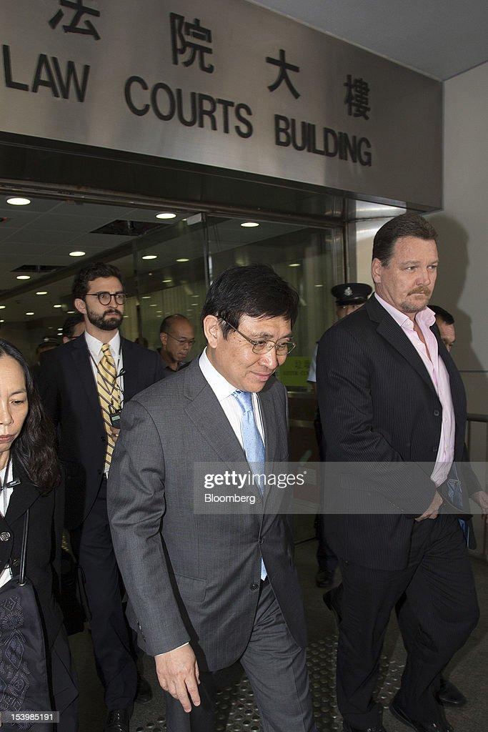 Sun Hung Kai : Sun hung kai properties kwok brothers court hearing