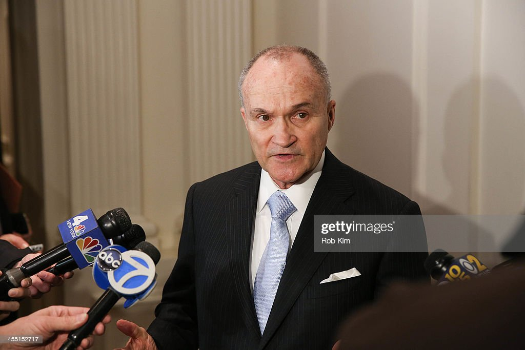 Raymond 'Ray' Kelly attends Police Athletic League's 25th Annual Women of the Year Luncheon at The Plaza Hotel on December 11, 2013 in New York City.