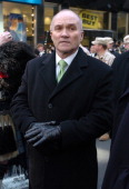 Raymond W Kelly Police Commissioner of the City of New York marches in the 245th St Patrick's Day Parade in New York City on March 17th 2006