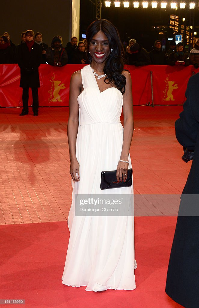 Rayna Campbell attends the 'Layla Fourie' Premiere during the 63rd Berlinale International Film Festival at the Berlinale Palast on February 11, 2013 in Berlin, Germany.