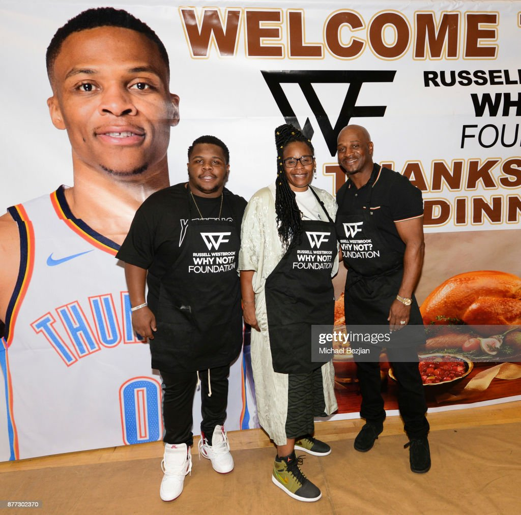 Russell Westbrook Why Not? Foundation 6th Annual Dinner