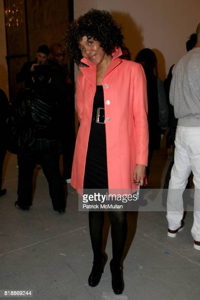 Rayner Antoine attends 'The Transformation of ENRIQUE MIRON as El Diablo' by PAUL ROWLAND at 548 W 22nd St on April 29 2010 in New York