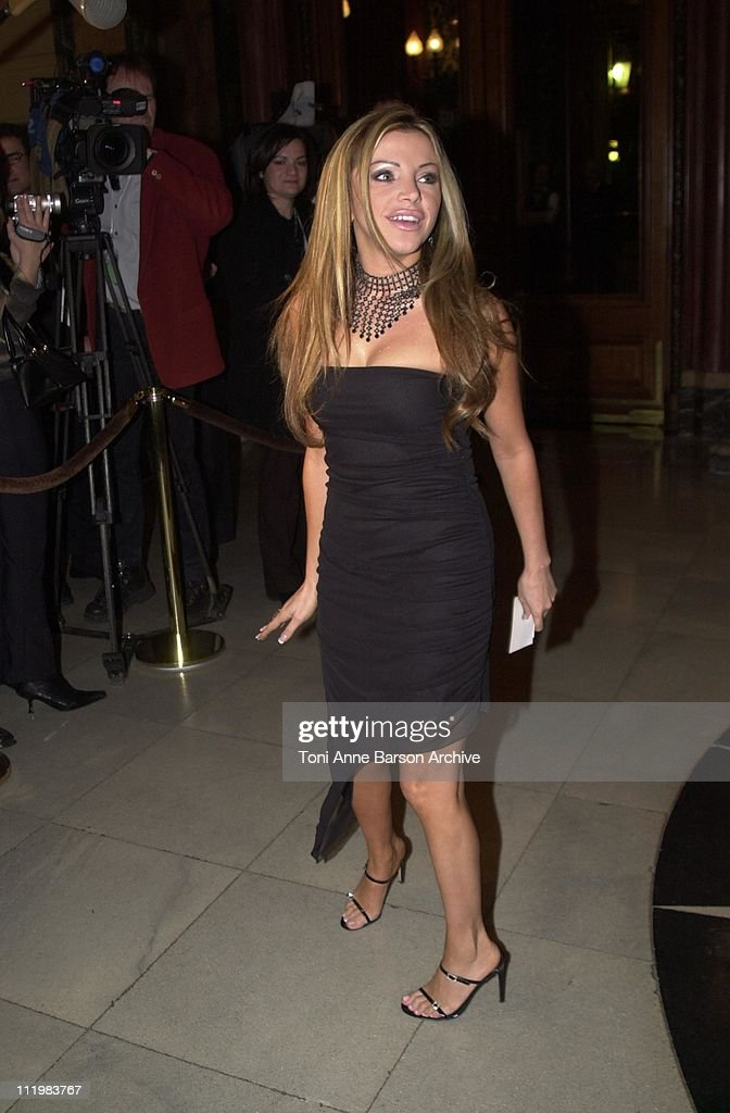 Razan El Moghrabi during World Music Awards 2002 - Pre-Awards Cocktail at Monte-Carlo Casino in Monte-Carlo, Monaco.