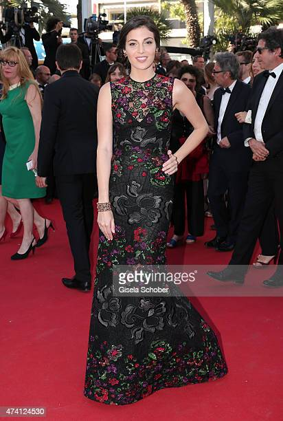 Razane Jammal attends the Premiere of 'Youth' during the 68th annual Cannes Film Festival on May 20 2015 in Cannes France