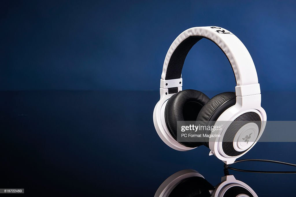 A Razer Kraken Pro gaming headset taken on August 26 2015