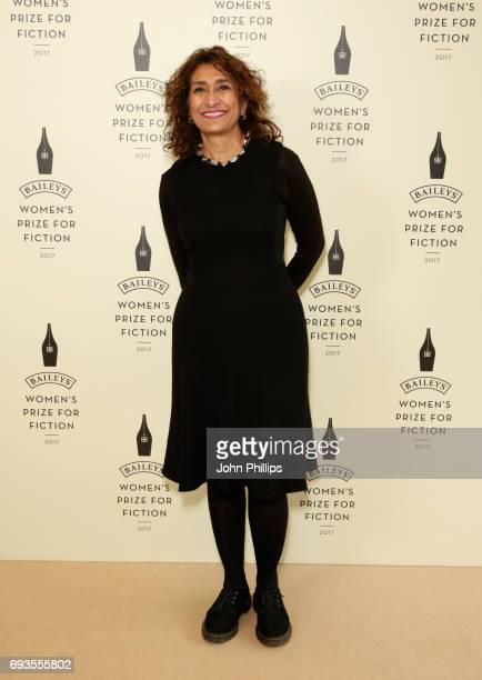 Razia Iqbal attends the Baileys Women's Prize for Fiction 2017 at the Royal Festival Hall on June 7 2017 in London England