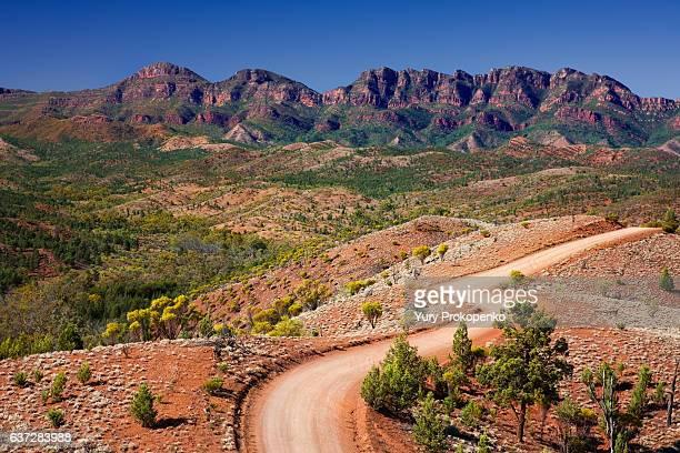 Razorback Lookout, Flinders Ranges National Park, Outback South Australia