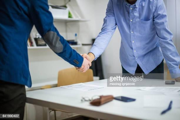 Reaching an agreement