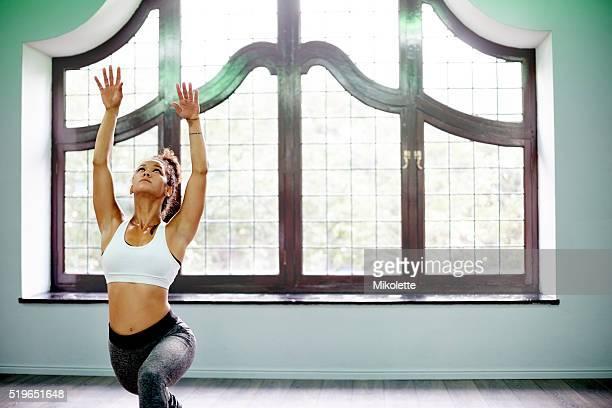 Erreichen Ihrer Fitnessziele mit Yoga